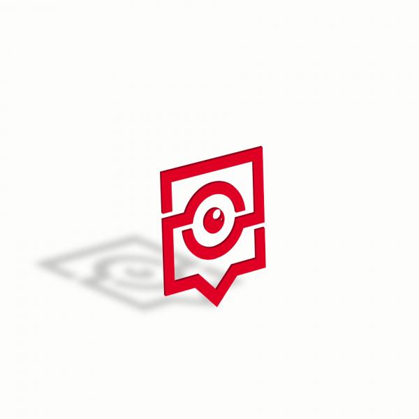 surveillance logo design