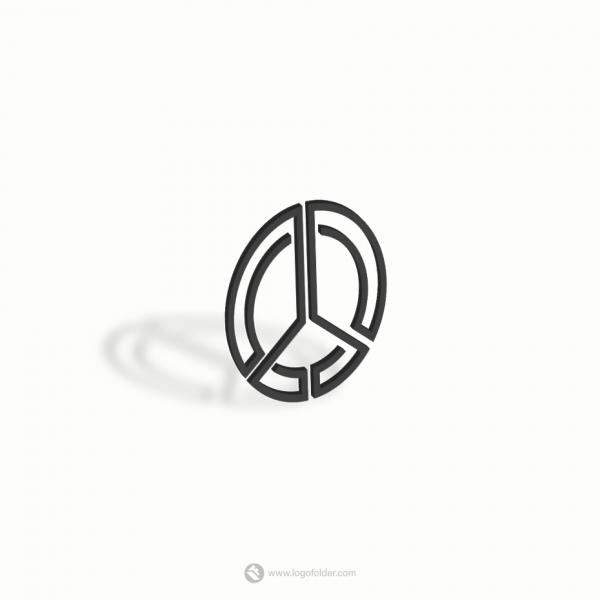 circle symbol logo