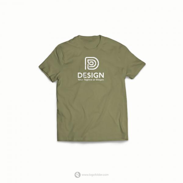 letter d logo design