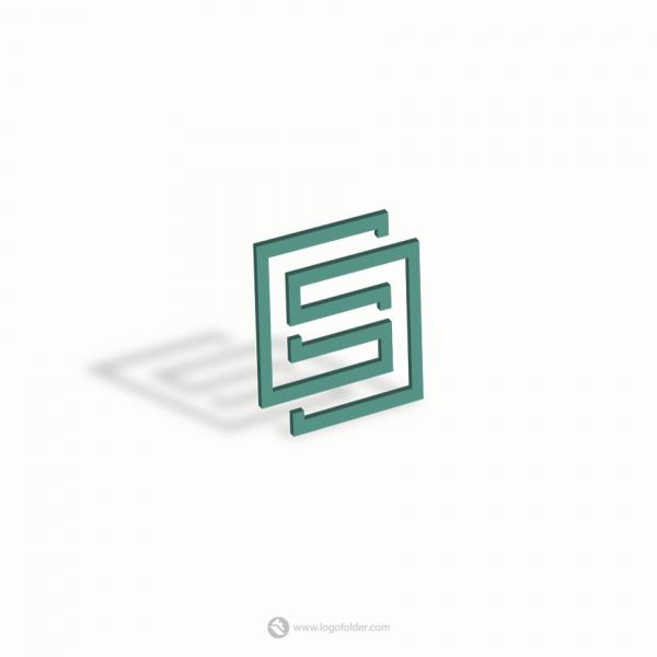 letter es monogram