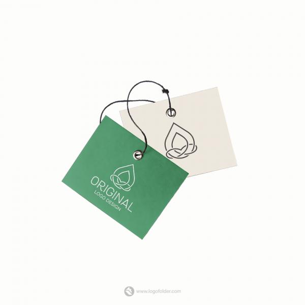 drop logo design cosmetics and beauty